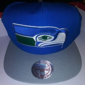 Seahawks Fitted Hat
